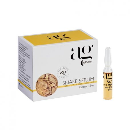 Ag Pharm Snake Serum 2ml - Ag pharm