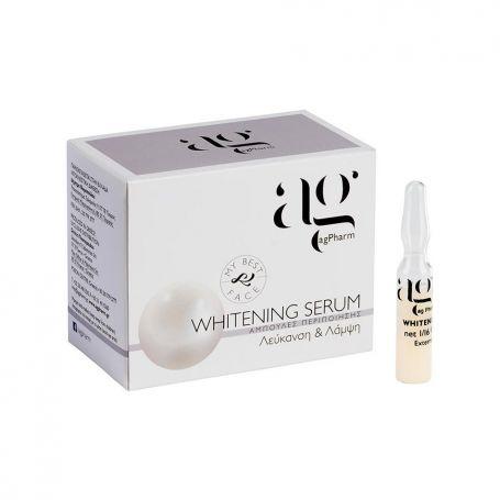 Ag Pharm Whitening Serum 2ml - Ag pharm