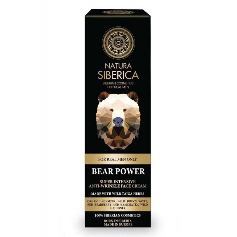 Bear Power intensive anti-wrinkle face cream