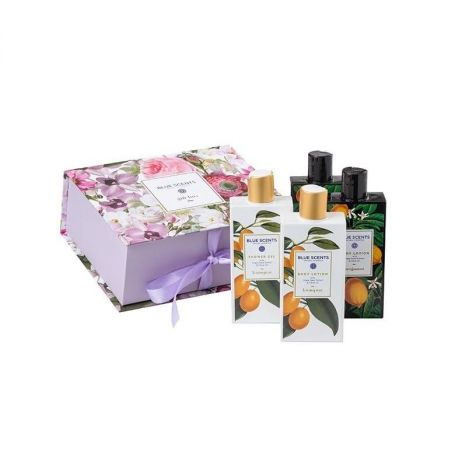 Blue Scents Gift Box -Pharmacystories