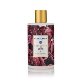 Body Lotion Dark Cherry-Blue Scents 300ml - Blue Scents