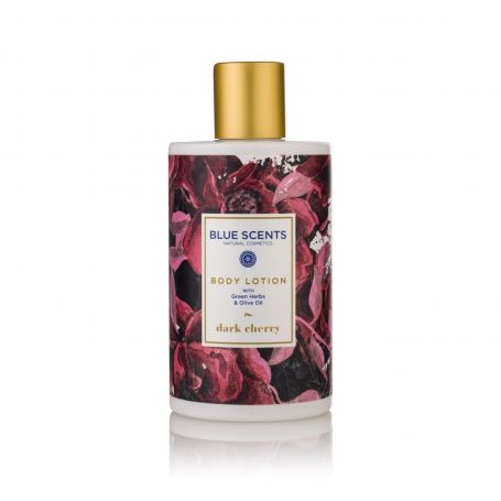Body Lotion Dark Cherry-Blue Scents 300ml