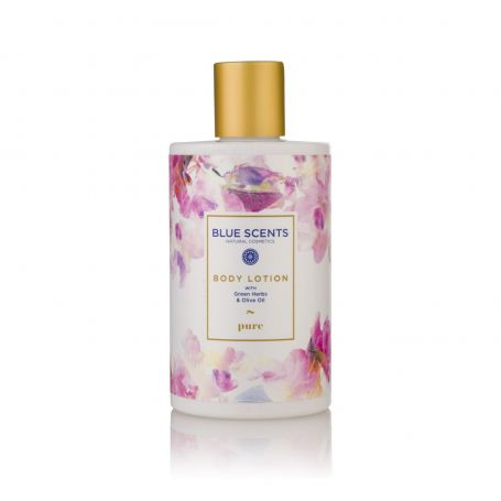 Body Lotion Pure-Blue Scents -PharmacyStories