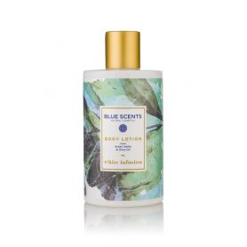 Body Lotion White Infusion-Blue Scents 300ml - Blue Scents