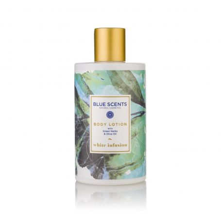 Body Lotion White Infusion-Blue Scents-Pharmacystories