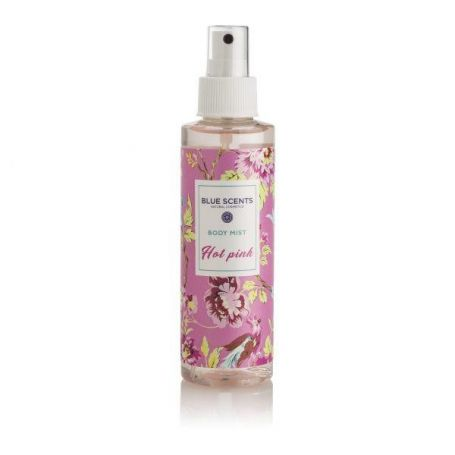 Body Mist Hot Pink-Blue Scents 150ml - Blue Scents