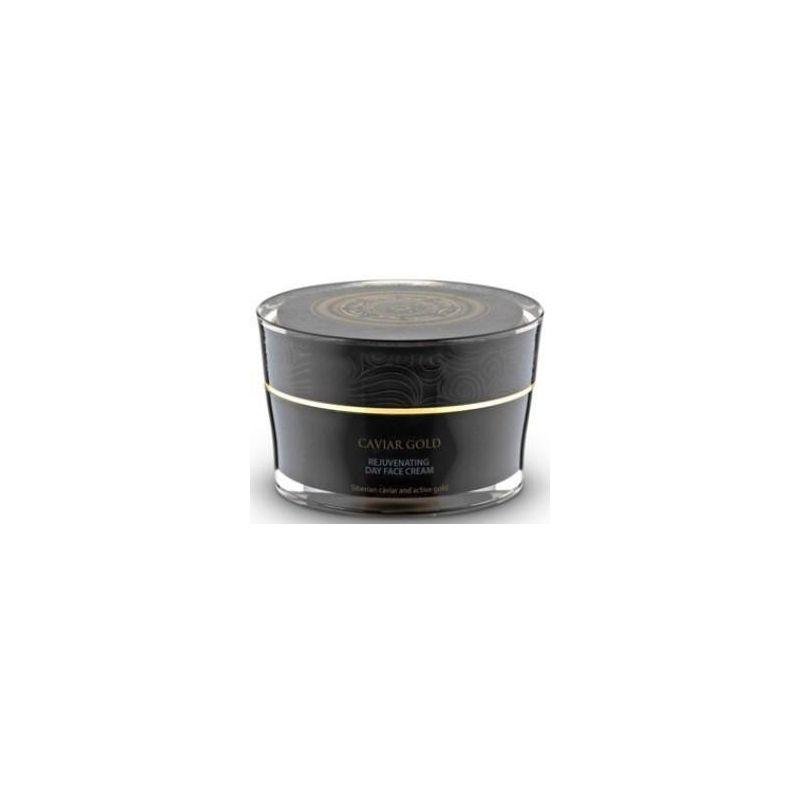 Caviar Gold Αναζωογονητική κρέμα ημέρας, 50ml (Κατάλληλo για ηλικίες 30-40) - Natura Siberica