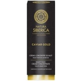 Caviar Gold Night Cream-Natura Siberica-Naturasiberica-Pharmacystories