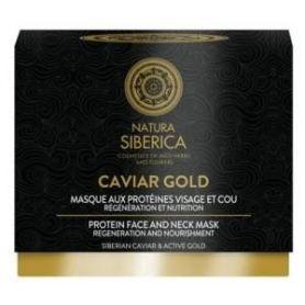 Caviar Gold Μάσκα Πρωτεΐνης-Natura Siberica-Naturasiberica-Pharmacystories