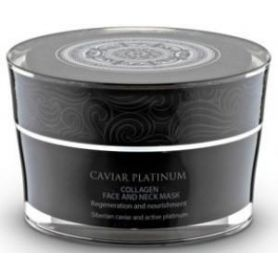 Caviar Platinum Collagen face and neck mask-Natura Siberica-Naturasiberica-Pharmacystories