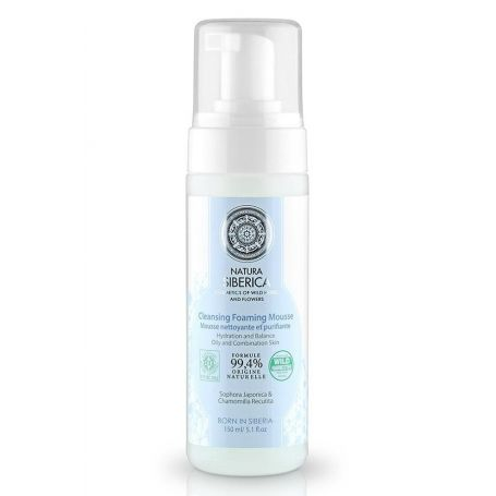 Cleansing Foaming Mousse -Natura Siberica Greece -Natura Siberica -PharmacyStories
