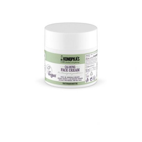 Dr.Konopka's Εξισορροπητική κρέμα προσώπου ,για κανονικές και λιπαρές επιδερμίδες, 50 ml - Natura Siberica