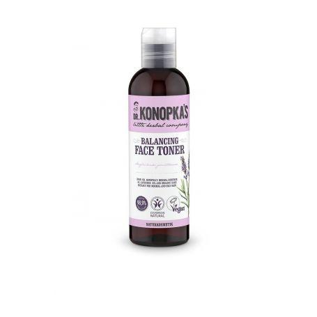 Dr.Konopka's Εξισορροπητική τονωτική λοσιόν προσώπου, για κανονικές και λιπαρές επιδερμίδες, 200 ml - Natura Siberica