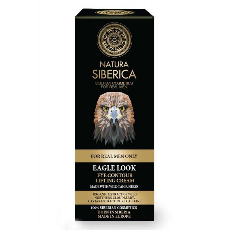 Eagle Eye Look,Κρέμα ματιών Lifting 30ml - Natura Siberica