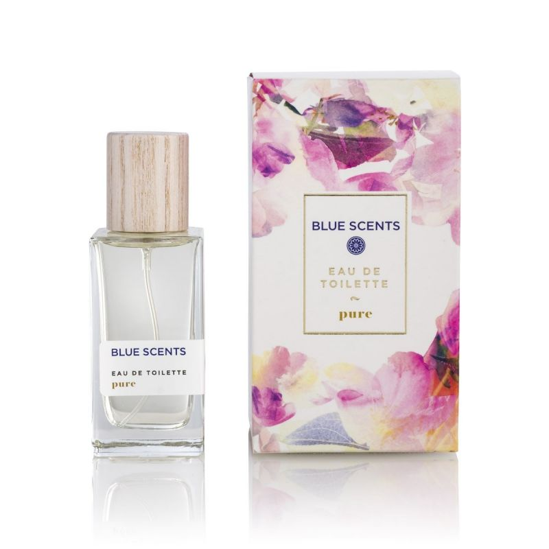 Eau De Toilette Pure – Blue Scents -Pharmacystories