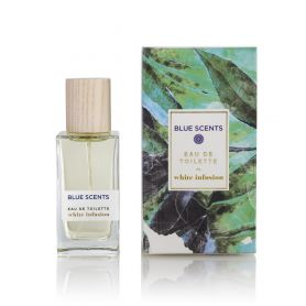 Eau De Toilette White Infusion – Blue Scents 50ml - Blue Scents