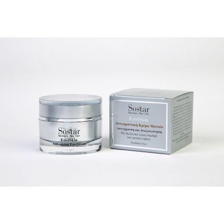 Estel Skin - Αντιγηραντική κρέμα ματιών- Sostar 30ml -PharmacyStories