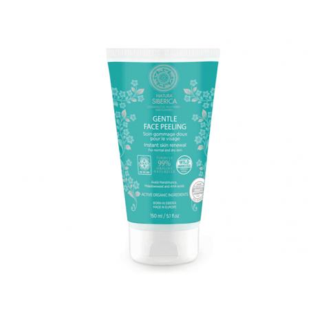Gentle Face Peeling, Άμεση Ανανέωση του Δέρματος -Natura Siberica Greece -Natura Siberica -PharmacyStories