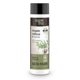 Herbs Of Provence, Melissa & Rosemary, Αφρόλουτρο Μελισσόχορτο & Δενδολίβανο, 500ml -PharmacyStories