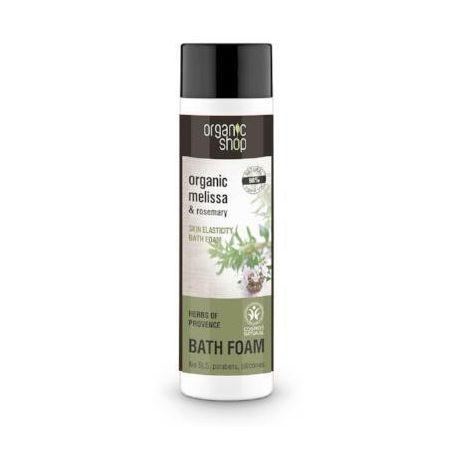 Herbs Of Provence, Melissa & Rosemary, Αφρόλουτρο Μελισσόχορτο & Δενδολίβανο, 500ml - Natura Siberica