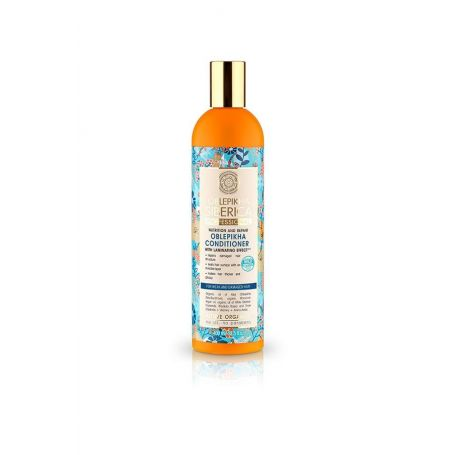 Conditioner Oblepikha θρέψη επανόρθωση, για αδύναμα και ταλαιπωρημένα μαλλιά , 400 ml - Natura Siberica