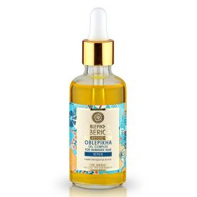 Oblepikha Oil Complex For Damaged Hair - Natura Siberica Greece -Natura Siberica - PharmacyStories