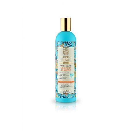 Oblepikha Shampoo για Εντατική Ενυδάτωση. Για κανονικά και ξηρά μαλλία 400ml - Natura Siberica