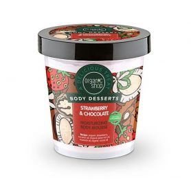 Body Dessert Strawberry & Chocolate-Natura Siberica-Naturasiberica-Pharmacystories