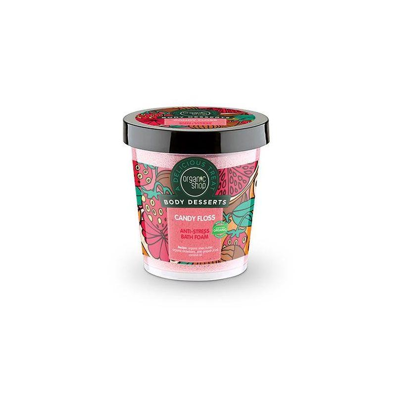 Body Desserts Candy Floss (Μαλλί της γρίας) Χαλαρωτικό αφρόλουτρο , 450 ml - Natura Siberica