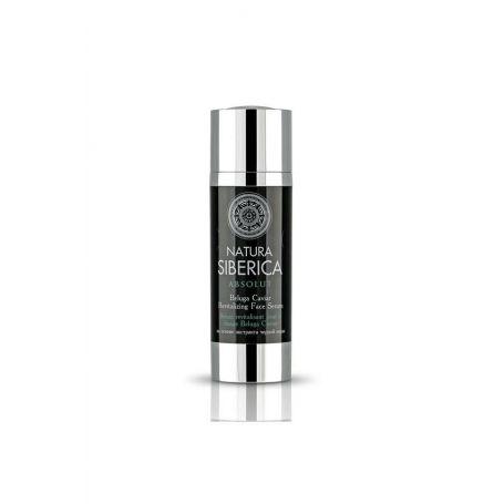 Royal Caviar (πρώην Absolut Beluga) Revitalizing Face Serum, 30 ml (Κατάλληλο για ηλικίες 40-45+) - Natura Siberica