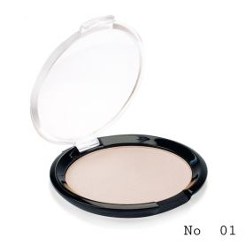 Silky Touch Compact Powder 12g - Golden Rose
