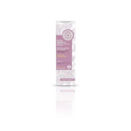 Snow Cladonia Day Cream, Ανόρθωση και Αναζωογόνηση, με SPF15, 50 ml(ηλικίες 28-30+) - Natura Siberica
