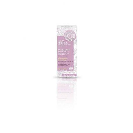 Snow Cladonia Eye Serum, Αναζωογόνηση και Lifting, 30 ml (Κατάλληλο για ηλικίες 30-35+) - Natura Siberica
