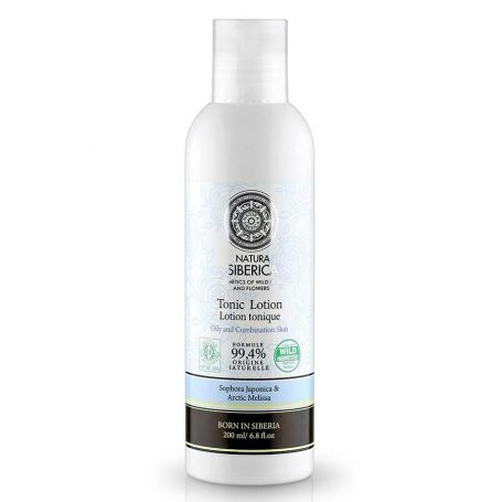 Tonic Lotion, Λιπαρό και Μικτό Δέρμα-Natura Siberica Greece -Natura Siberica -PharmacyStories