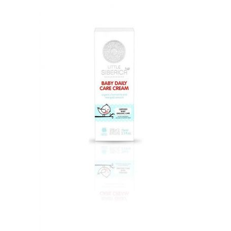Little Siberica Baby daily care cream , Βρεφική κρέμα για την καθημερινή φροντίδα 0+, 75ml -PharmacyStories