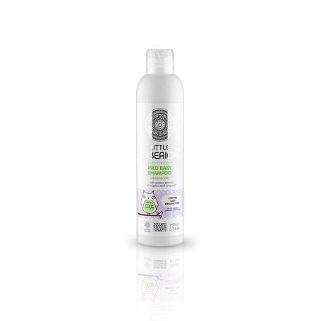 Little Siberica Mild baby shampoo , Ήπιο σαμπουάν για νεογνά 0+, 250ml - Natura Siberica
