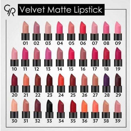 Κραγιόν Velvet Matte GR - 4.2g