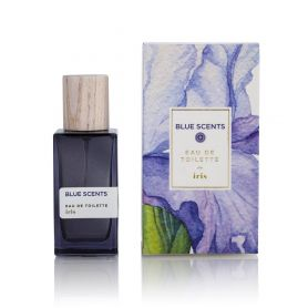 Eau De Toilette Iris – Blue Scents 50ml - Blue Scents