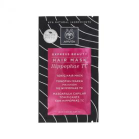 Apivita Express Beauty Τονωτική Μάσκα Μαλλιών - Apivita