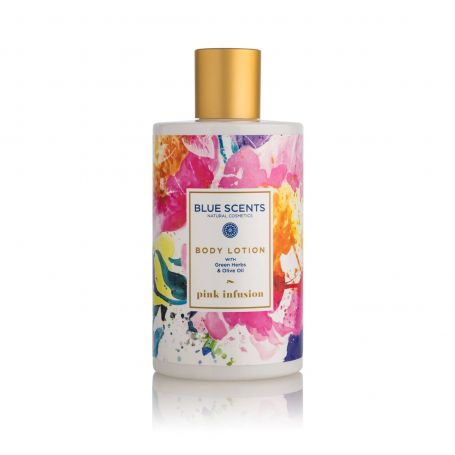 Blue Scents Pink Infusion Body Lotion 300ml - Blue Scents