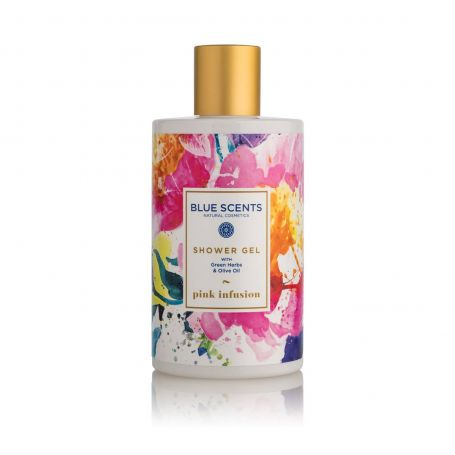 Blue Scents Pink Infusion Shower Gel 250ml - Blue Scents