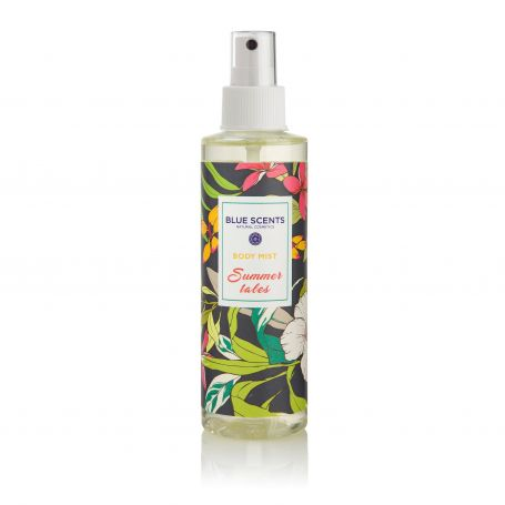 Body Mist Summer Tales-Blue Scents 150ml - Blue Scents