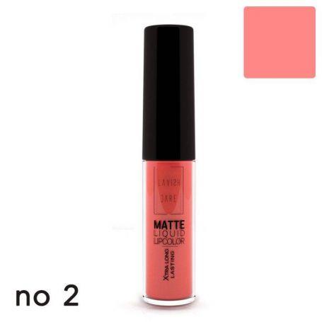 Lavish Care Matte Liquid Lipcolor - No 2 - Lavish Care