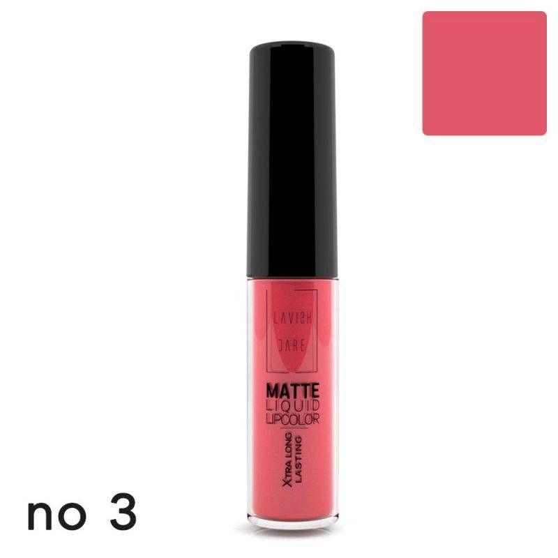 Lavish Care Matte Liquid Lipcolor - No 3 - Lavish Care