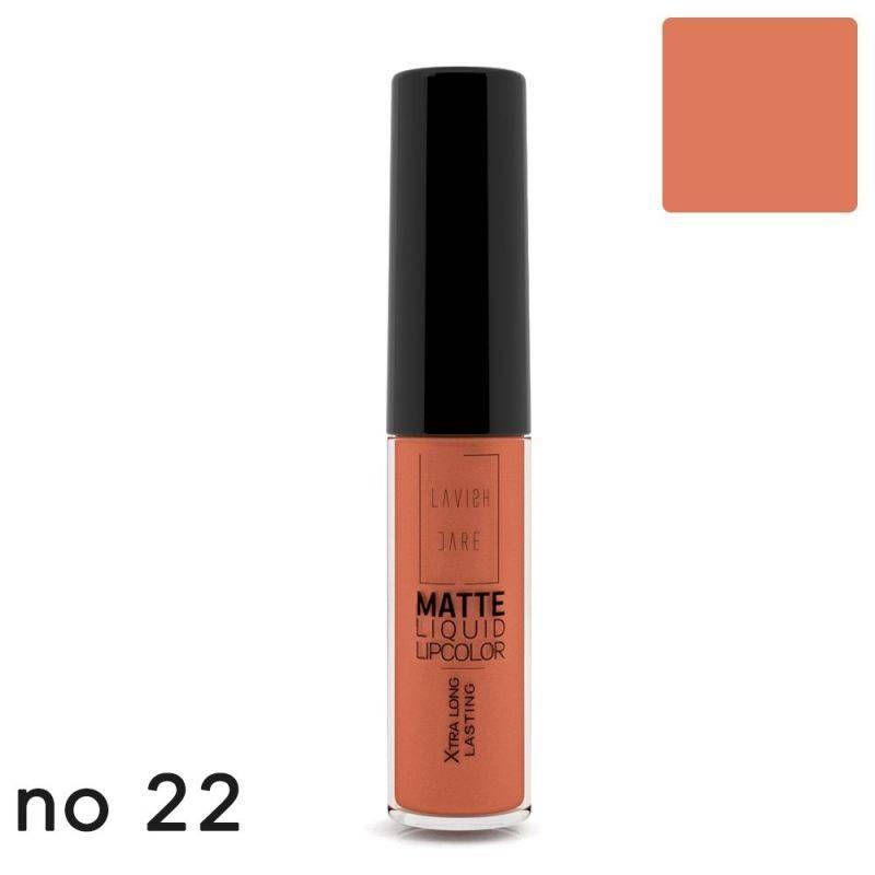 Lavish Care Matte Liquid Lipcolor - No 22 - Lavish Care