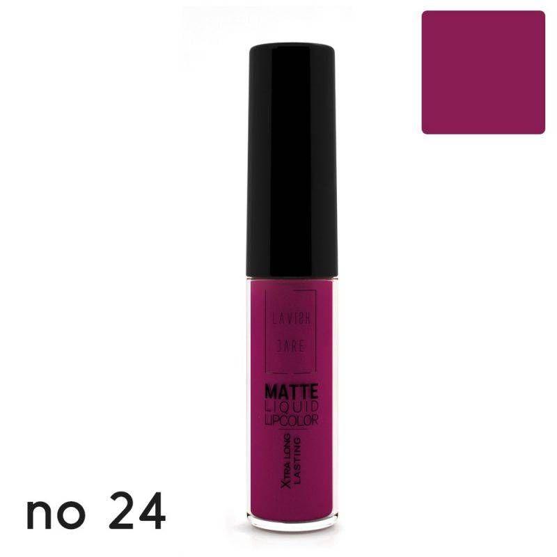 Lavish Care Matte Liquid Lipcolor - No 24 - Lavish Care