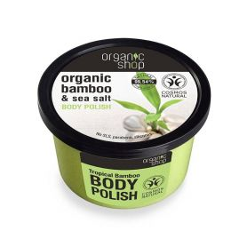 Body polish Tropical Bamboo-Natura Siberica Greece -Natura Siberica -PharmacyStories