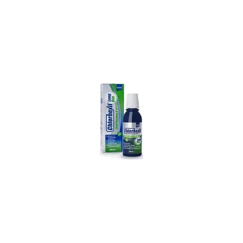 Intermed Chlorhexil Mouthwash Long Use 0.12% 250ml - Intermed