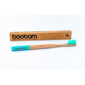 Boobambrush Οδοντόβουρτσα Τυρκουάζ _light Blue - Boobam