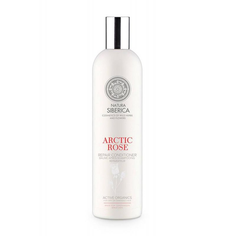 Copenhagen Arctic rose, Conditioner επανόρθωσης, 400ml - Natura Siberica